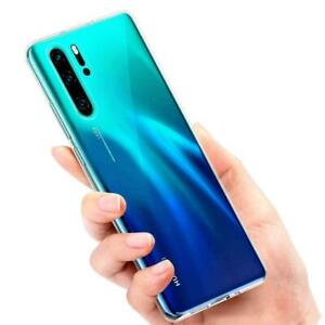 Huawei P30 Pro 2019 Clear Full Body Case Front & Back 360 Protection Slim Cover