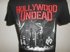 d3962bfc1dc Hollywood Undead T-Shirt Sz Small Women s Day Of The Dead Tour Black