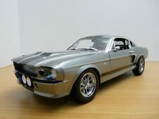 FORD MUSTANG SHELBY ELEANOR GT500 1/18 Film 60 secondes chrono