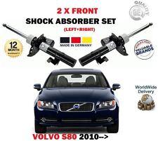 para VOLVO S80 3.2 4.4 1.6 D3 D4 D5 2010> 2x amortiguador delantero Shocker
