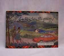"VINTAGE Scotland Northern Highlands ""I know where I'm going"" 29 different tours"