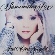 Just One Night (Expanded 2CD Deluxe Ed.) von Samantha Fox (2012)