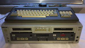 Sony EVO-9700 Video8 / Hi8-Videorecorder + Player Doppel - geprüft vom Händler