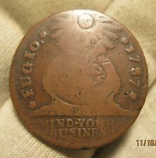 1787 Fugio   Kessler 6-W.1