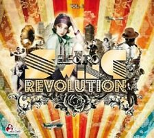 THE ELECTRO SWING REVOLUTION VOL.4 2 CD NEU