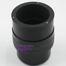 M58 to M58 36mm-90mm Focusing Adjustable Helicoid Adapter Macro Tube 36-90mm