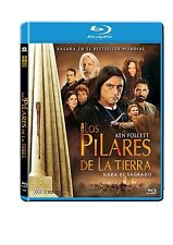 THE PILLARS OF THR EARTH  **Blu Ray B**  Ian McShane,
