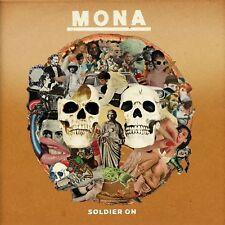 MONA - SOLDIER ON - NEW CD ALBUM