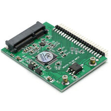 mSATA SSD To 44 Pin IDE Adapter mSATA IDE converter Card As 2.5 In IDE HDD