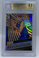 Luka Doncic 2018-19 Panini Rookie Revolution RC #1 BGS 9.5 GEM MINT Top #23 Card