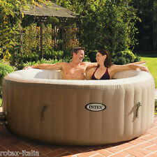 Piscina idromassaggio Intex 28404 Pure Bubble SPA 191 x 71 cm con pompa - Rotex