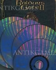 Baldurs Gate 2 II  PC Deutsch 4 CD Version