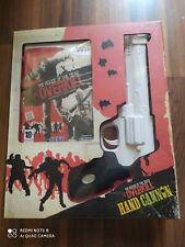JUEGO WII THE HOUSE OF THE DEAD OVERKILL HAND CANNON PAL PRECINTADO