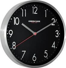 London Clock Company Mirage Titanio Orologio Da Parete In Metallo Case
