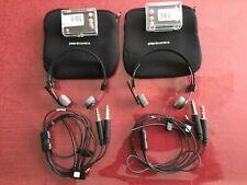New ListingTwo Plantronics. Ms50/T30 Aviation Headset  Two Plugs