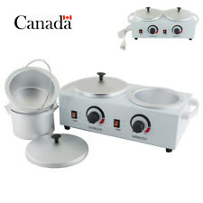 Double Pot Wax Heater Warmer Machine Professional Depilatory Wax Heater *Beauty*