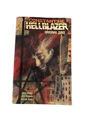 CONSTANTINE HELLBLAZER ORIGINAL SINS Comic Graphic Novel 1-9? DC VERTIGO