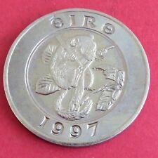 IRELAND 1997 CUPRO NICKEL DOORMOUSE PROOF PATTERN 25 EURO