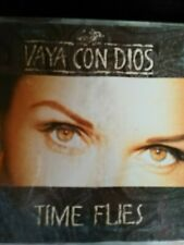 CD - VAYA CON DIOS  TIME FLIES     (TWEEDE-HANDS / USED / OCCASION)