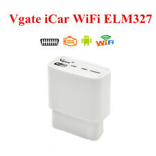 Vgate iCar WIFI ELM327 OBDII OBD2 car Diagnostics Scan Tool for iOS Android iPAD