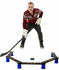 Hockey Revolution Stick handling Training Aid, for Puck Control, Reaction MORE!
