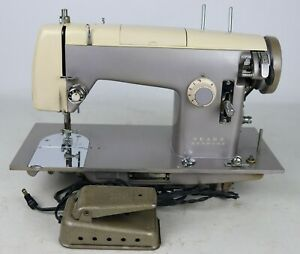 Vintage Sears Kenmore Model 158.523 Domestic Sewing Machine Head Tested, NO CASE