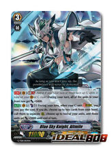 Cardfight Vanguard  x 1 Blue Sky Knight, Altmile - G-TD11/003EN - RRR (Foil ver.