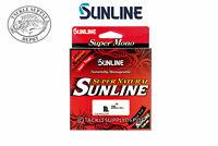 Sunline Super Natural Monofilament Mono Fishing Line Clear 330yd - Pick