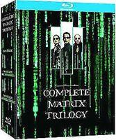 The Matrix Trilogia - Matrix/Matrix Reloaded/Matrix Revolutions Blu-Ray Nuovo B