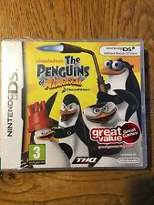 Penguins of Madagascar - Nintendo DS Factory Sealed!