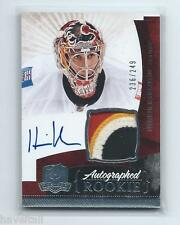 2010/11 The Cup Hockey -Henrik Karlsson - Auto - RC Patch - 236/249