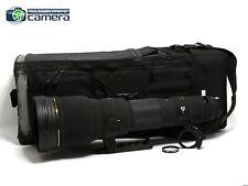 Sigma APO 800mm F/5.6 EX DG HSM Lens Nikon Mount *EX+*