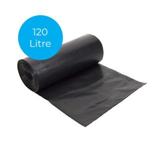 120 L Heavy Duty Bin Bag Liners | Heavy Duty Garbage Bags