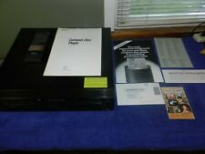 Sony Compact Disc Player CDP-C515 5 Disc CD Changer Tested W/ Remote Manual