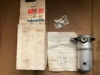 Delco 15-1335 GM 2724267 AC Drier Accumulator Dehydrator NOS OEM