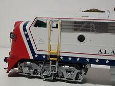 HO-INTERMOUNTAIN #49965S-01 FP7A ALASKA- BICENTENNIAL DC/DCC SOUND