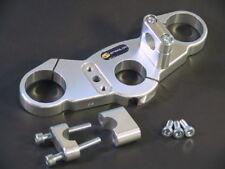 SUPERBIKE Té de fourche pour Ducati ST 3 Type de Véhicule :S3 argent anodisé