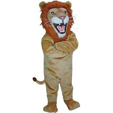 Professional Quality African Lion Mascot Costume Adult Size