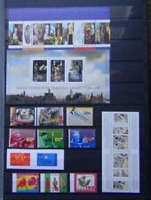 Netherlands 1996 Paintings Cartoon 2000 Charles V Miniature sheet MNH etc