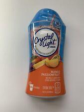 1 Bottles of Crystal Light Liquid Mango Passionfruit 1.62 FL Oz New And Sealed