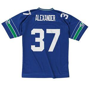 Seattle Seahawks Shaun Alexander #37 Mitchell & Ness 2000 Player Legacy Jersey