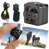 SQ8 Mini DV Camera 1080P Full HD Car Sports 12MP Night Vision DVR Video Recorder