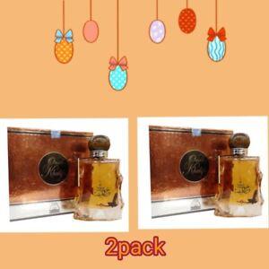 2 Pack Genuine High Quality100ml Oud Khalifa oud wood by Oudh Al-Anfar perfume