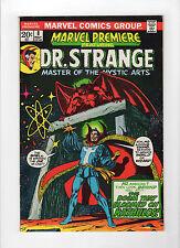 Marvel Premiere #8 (May 1973, Marvel) - Very Fine/Near Mint