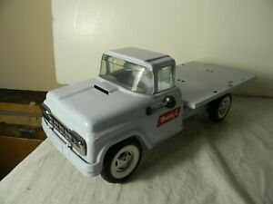 1960'S BUDDY L BOAT HAULER TRUCK ONE YEAR ONLY VERY RARE ITEM