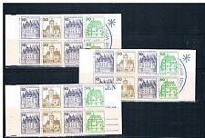 Ungeprüfte Berliner Briefmarken-Abarten & -Plattenfehler (ab 1945)