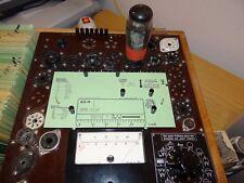 1 Röhre Tungsram ECL11, 5 mA Tube geprüft auf Funke W19 BL947