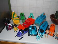 BOB THE BUILDER FRICTION POWERED VECHICLES,LOT TO CHOOSE FROM