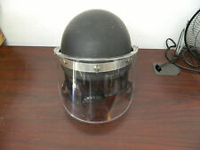 Super Seer Police Motorcycle Riot HELMET // MEDIUM // 51610-26-600