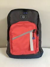 NWT American Tourister Key Stone Backpack Charcoal /Red Laptop Sleeve/Protection